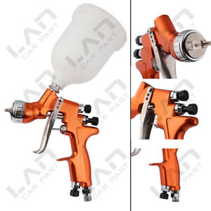 Hd 2 Hvlp Spray Gun Gravity Feed For All Auto Paint topcoat touch up Shenkenuo