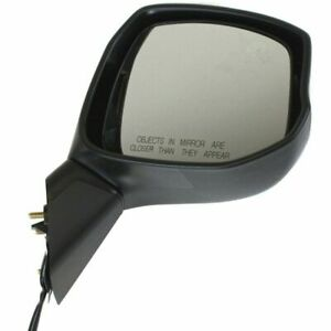 Fit For 2012 2013 Honda Civic Mirror Power Text Black Right Passenger