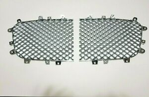Bentley Continental Gt Gtc Flying Spur Radiator Chrome Grill 04 08
