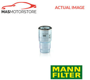 Engine Fuel Filter Mann Filter Wk 720 2 X I New Oe Replacement