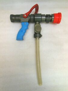 Thermo gel Nozzle Variable Check Valve With Tube For Home Fire Protection