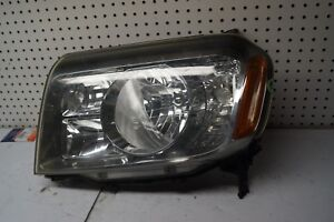 2012 2013 2014 2015 Honda Pilot Left Driver Side Headlight Oem