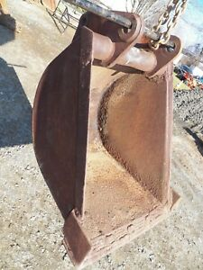Used 26 Backhoe Bucket Case 580 Excavator Equipment