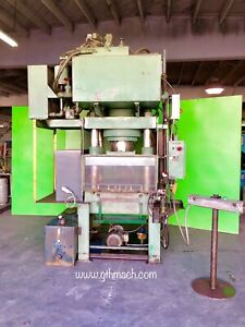 4 Post Hydraulic Press 150 Tons