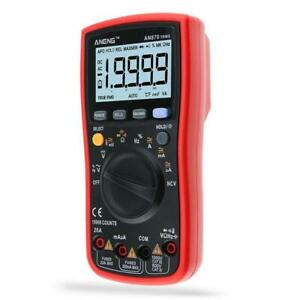 Ac dc Voltage Aneng B01 Pen Type Lcd Digital Multimeter Auto rang True Rms Zh