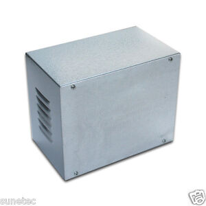 Sn856 8 5 metal Instrument Enclosure Metal Chassis Electronic Case For Diy