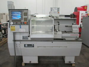 Milltronics Partner Model T14 Cnc Toolroom Engine Lathe