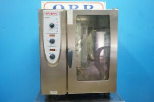 Rational Half Size Electric Convection Combi oven Self Cooking Model Cm 101