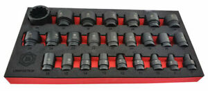 Stanley Tech3 Limited Edition 1 2 Inch Drive 61 Piece Socket Accessory Set
