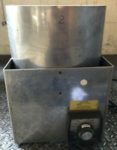 Stainless Steel Furnace Enclosed Hot Laboratory Industrial