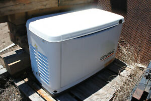 Generac Standby guardian Generator 8kw Natural Gas Can Be Mod Propane Works