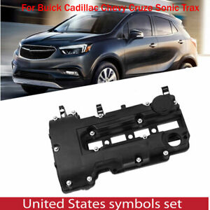 Engine Turbo Valve Cover Gasket Bolts For Buick Cadillac Chevy Cruze Sonic Trax