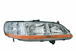 Fit For 2001 2002 Honda Accord Headlight Right Passenger 33101 S84 A02