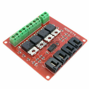 Four Channel 4 Route Mosfet Button Irf540 V2 0 Mosfet Switch Module Arduino L
