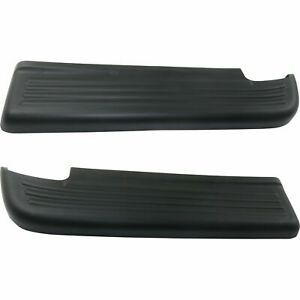 For Dodge Ram Truck 1994 2001 Rear Bumper Upper Step Pads Pair Right