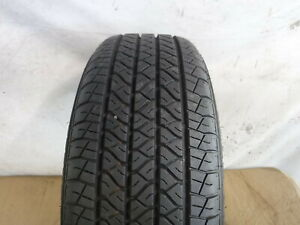 Single Used 215 60r16 Bridgestone Potenza Re 92 94v 9 32 Dot 0603