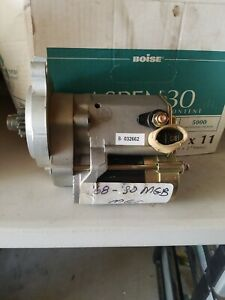 High Performance Starter Motor For Mgb From 1968 1980 Imi 206