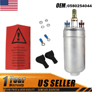 0580254044 Bosch 044 320lph Inline Fuel Pump Genuine Replacement For Racing Car