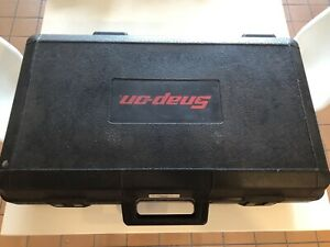 Snap On Verus Eems323 Diagnostic Tool With Case Accessories Keys