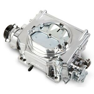 Street Demon 1902 625 Cfm 4 Barrel Carburetor Polished Aluminum