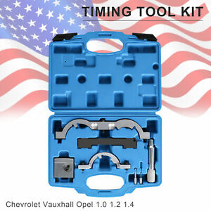 Turbo Engine Timing Locking Tools Kit For Chevy Cadillac Chevrolet 1 0 1 2 1 4