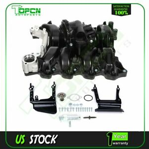 615 375 Engine Intake Manifold For 2007 2008 Ford E 150 E 250 F 150 V8 4 6l