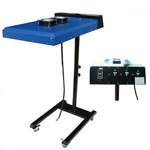 Us Stock 20 X 24 Automatic Ir Flash Dryer With Sensor 220v For Screen Printing