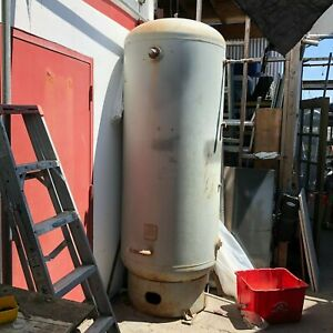 400 Gallon Vertical Air Tank