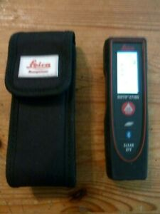 Leica Disto E7100i Laser Distance Meter With Bluetooth