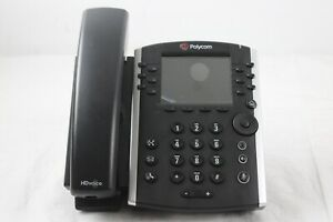 refurbished Polycom Vvx 411 Voip Business Phone W Handset Stand