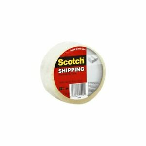 Scotch Shipping Packaging Tape 1 Ct pack Of 6