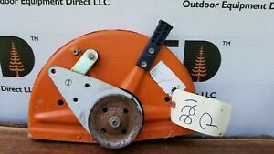 Stihl Oem Ts400 concrete cut off saw part blade shield Ships Fast