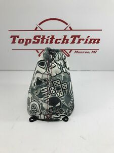 Fits 2006 11 Honda Civic Si Black And White Sticker Bomb Print Suede Shift Boot