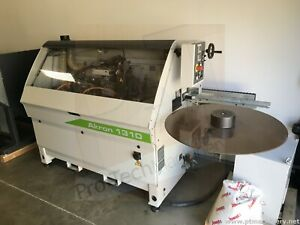 2011 Biesse Akron 1310 Automatic Edgebander Cabinets Woodworking Tape Pvc