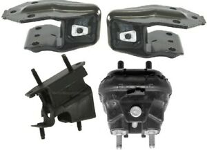 8r1133 4pc Motor Mounts Fit 5 3l Engine 2006 2009 Chevy Impala Transmission