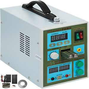 788h Dual Pulse Spot Welder For 18650 Soldering Battery Charger Test 800a 1 9kw