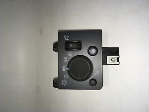2006 2010 Hummer H3 Headlight Switch Dome Light Switch Dimmer New Gm 15101465