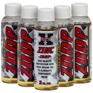 Rev x Zddp Zinc Phosphorus 5 Engine Oil Additive Restore The Protection