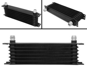 7 Row Universal Alloy Racing Engine Transmission Oil Cooler An10