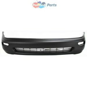 Fits Toyota Corolla 1993 97 New Front Bumper Painted To Match To1000115
