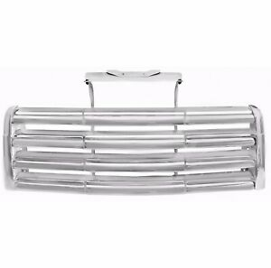 1947 1954 Gmc Pickup Truck Grille Assembly Chrome Plated Dynacorn