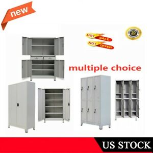 Office Cabinet File Cabinet Metal Cabinet With 2 6 Doors Steel Multiple Types