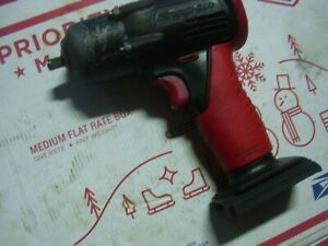Snap on Ct4410 3 8 14 4v Cordless Impact Wrench Works Well