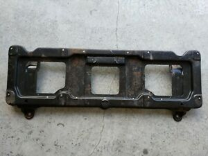 92 96 Ford Truck Regular Cab Bucket Seats 40 20 40 Mounting Base Without Tracks