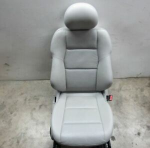 2005 Mercedes Benz W203 C230 Passenger Front Seat Assembly 118a Imitation Gray