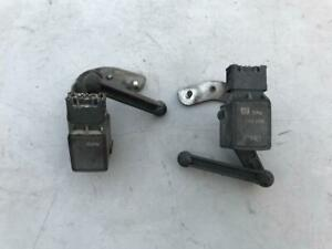 00 06 Bmw X5 E53 Oem Rear Left Right Air Suspension Level Sensors