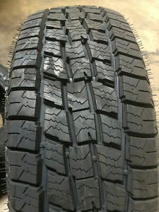 4 New 235 80r17 Patriot At 10 Ply All Terrain Tires 2358017 Lt235 80 17 Lre M s