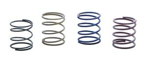 Forge Motorsport Bov Valve Small Spring Tuning Kit Red Blue Yellow Green