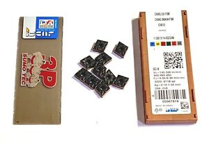 Iscar Carbide Inserts Cnmg 331 f3m Grade Ic6015 Rhombic Inserts 10 Pack