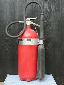 Fire Extinguisher 10 Pound Carbon Dioxide Fire Guard Ff10 6 b c